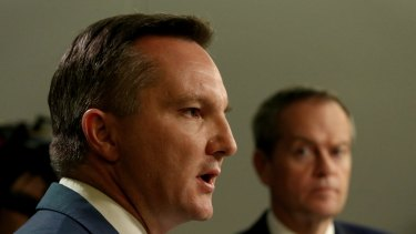 Shadow treasurer Chris Bowen will deliver a speech on housing affordability and the financial system on Wednesday.