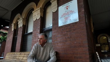 Cliff Wigney, a Sacred Heart volunteer,  could be designated as a 'worker' under a scheme to help charities.