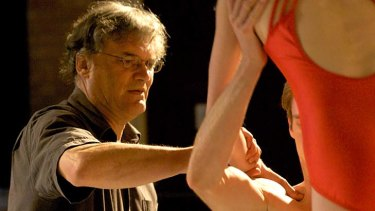 Queensland Ballet artistic director Francois Klaus.