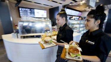 McDonald's plans to have Create Your Taste in 940 Australian stores by July.
