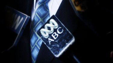 The ABC has a budget of just over $1 billion and received a $35.5 million cut over four years in the May budget.