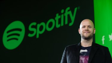 Music streaming in Australia increased by more than 90 per cent past year.