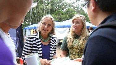 Greens Senator Lee Rhiannon detained for criticising Sri Lanka's human rights record.