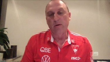 Sydney Swans coach John Longmire has admitted that he is worried about whether mass job cuts in the AFL will have a detrimental effect on the game