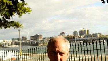 Paul Keating ... taking down the muesli-chewers.