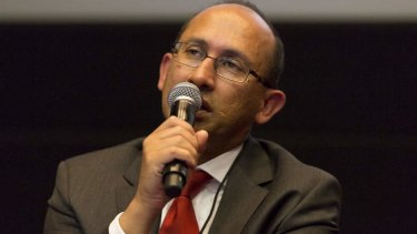 Department of Foreign Affairs and Trade secretary Peter Varghese.