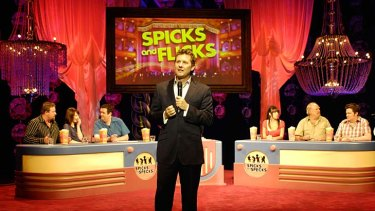 Spicks and Specks: One of the Elsternwick studio's most famous productions.