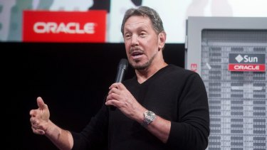 End of an era: Larry Ellison's departure is one of the last exits of the tech industry's first generation of celebrity executives, who took computers from the back offices of a few big institutions and into everyday life.