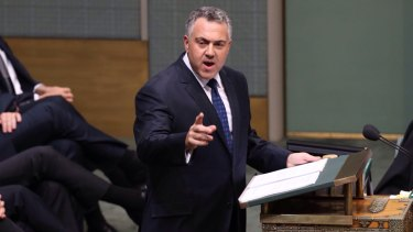 Consumer confidence has taken a dive since the release of Treasurer Joe Hockey's budget.