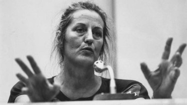 Remembered this International Women's Day: Germaine Greer in 1988.