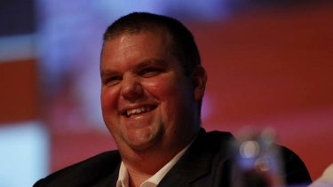 """""""We now have a way forward and I remain committed to ensuring the Newcastle Jets are one of the most successful clubs in the A-League"""" ... Nathan Tinkler."""