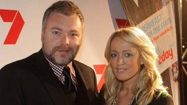 A new start: Kyle Sandilands and Jackie O are moving to KIIS 1065 next year.