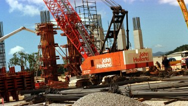 State-owned China Communications Construction Company has bought John Holland.