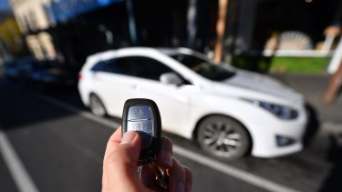 Car key remotes myseriously stopped working on Elgin Street between Drummond Street and Lygon Street.