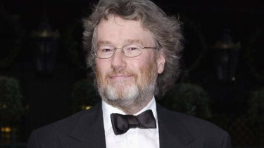 Iain Banks: died aged 59.