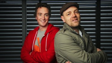 Nick Maxwell and Declan Fay's  The Sweetest Plum podcast is a hit.