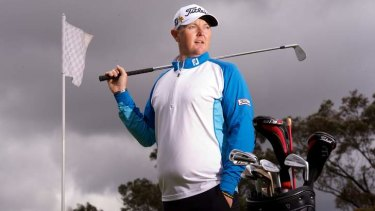 Cancer fighter Jarrod Lyle looks forward to teeing up in the Australian Masters this week.