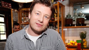 """Celebrity manager Max Markson described Jamie Oliver as """"an absolutely incredible man"""""""