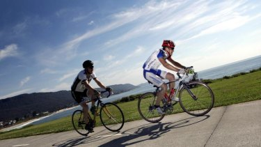 The hardest bicycle race yet