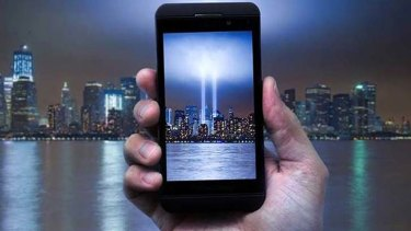 The AT&T tweet was perceived as means of using the 9/11 disaster as a hook to sell the handset.