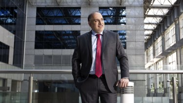 icare CEO Vivek Bhatia says his organisation is like an ASX20 company in that once the Finance Minister appoints the board, the board governs it.