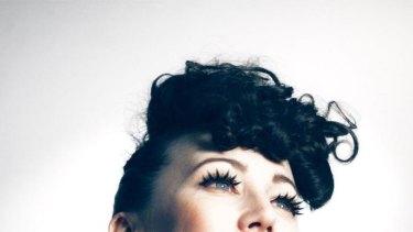 Fem Belling in <i>Devine: The Sarah Vaughan story</i>.
