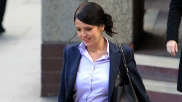 Settled ... former Clayton Utz lawyer Bridgette Styles was seeking damages of over $200,000.
