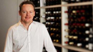 Adventurous ... owner Stuart Knox maintains a distinctive wine list at Fix St James.