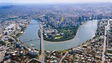 The River's Edge Strategy aims to foster development from the University of Queensland to Portside Wharf.