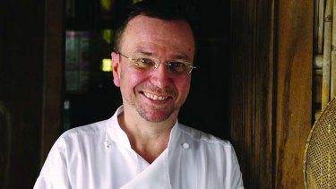 Closing his London restaurant ... David Thompson.