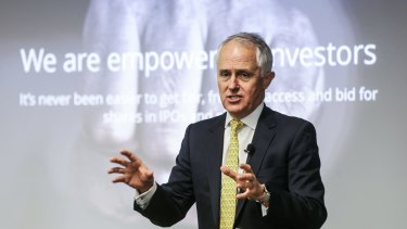 Malcolm Turnbull gathered together some of the biggest names in Australian tech, startup and venture capital for an innovation summit.