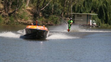 Blind Melburnian Ben Pettingill will race during the famous Southern 80 weekend.