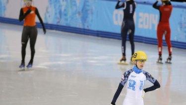 Dream over: Double-defector Tatiana Borodulina.
