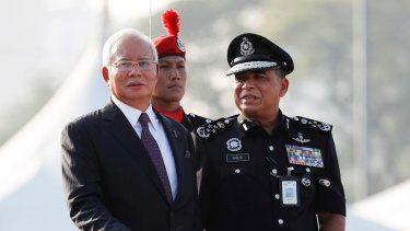 Malaysian Prime Minister Najib Razak, has been Malaysia's prime minster since 2009.