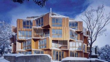 Morry Schwartz's Huski resort.