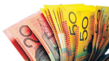 Associated groups late in declaring cash.