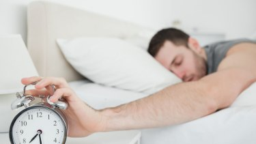 The snooze button is your best friend, and you're tired every day, all day? One more hour of sleep could make all the difference.