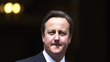 Prime Minister David Cameron now has more on his plate after the resignation of two top policemen.