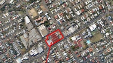 Plans for 264 Old Cleveland Road and 161 Cavendish Road, Coorparoo.