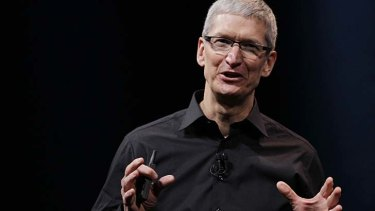 """""""We are extremely sorry for the frustration this has caused our customers"""" ... Apple CEO Tim Cook."""
