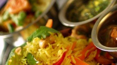 Healthy choice ... Basmati rice has a medium GI rating.
