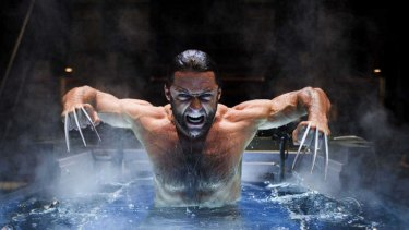 Hugh Jackman will bear his claws again in Sydney for the new Wolverine movie.