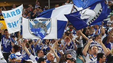 """""""Naturally we expect the club to fight this but we want to show them that we feel just as strongly about the current situation as they do"""" ... Canterbury supporter and season ticket holder Ian Camlett."""
