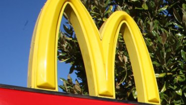 Fat payout ... McDonalds compensates employee for weight gain.