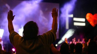 Hillsong spreading its wings.