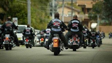 Rebels bikies