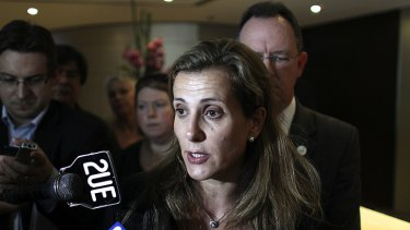 Kathy Jackson, national secretary of the Health Services Union, has called into question the impartiality of of the Fair Work Australia investigation.