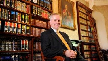 Supreme Court Justice Emilios Kyrou.