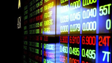 The S&P/ASX 200 finished the week strongly, up almost 3 per cent.