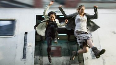 Veronica Roth's <i>Divergent</i> series is one of many youth novels that has great appeal for adult readers.